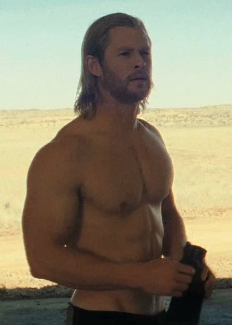 Chris Hemsworth Workout Thor Workout Got Him Too Big