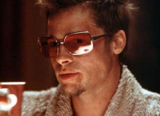 Brad Pitt Fight Club Diet