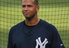 alex rodriguez workout