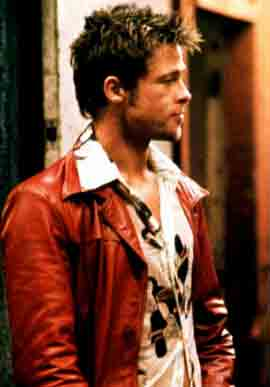 Brad Pitt Fight Club Arms