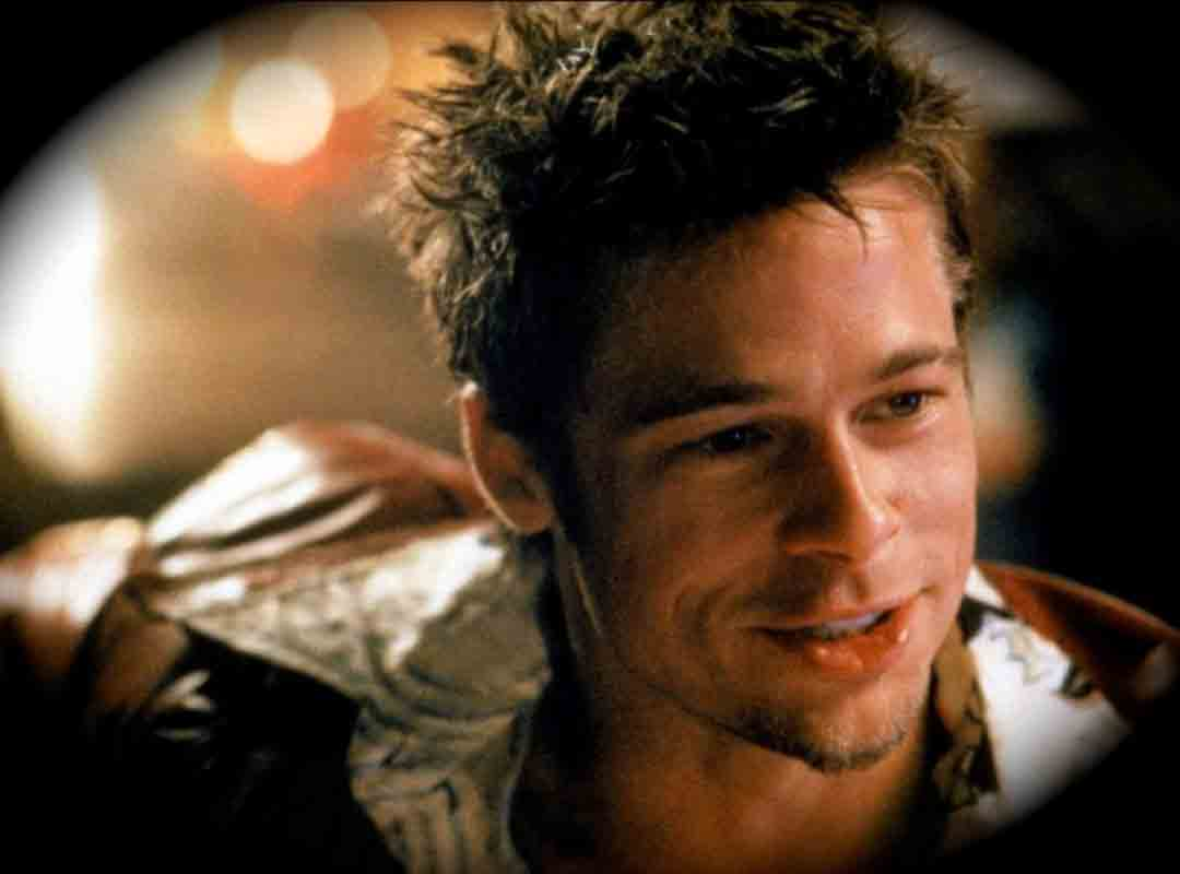 Brad Pitt Fight Club Tyler Durden