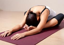 yin yoga workout