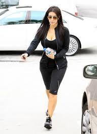 kim kardashian workout and diet