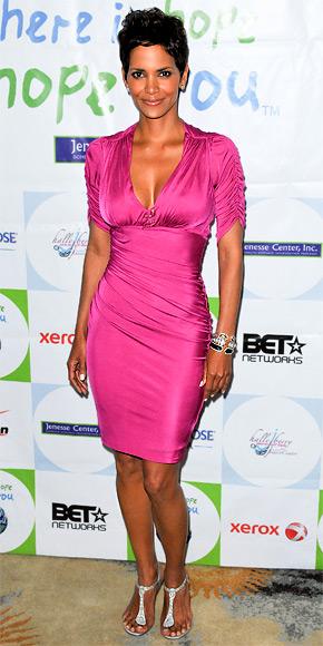 Halle Berry Profile