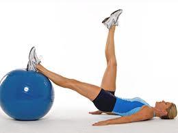 Pilates Small Leg Circles