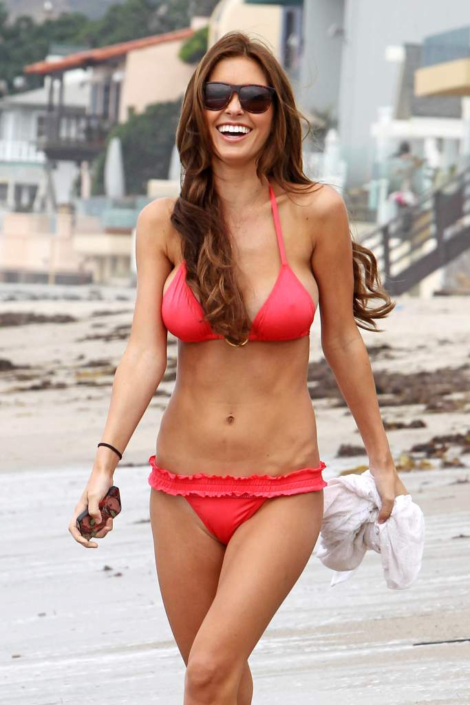 Audrina Patridge Workout & Diet: Hills Star Body Box | Pop ...