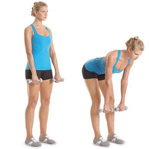 Stiff Legged Deadlift: Working Your Hamstrings | Pop Workouts
