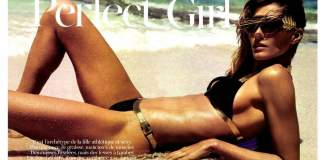 gisele bundchen workout perfect girl