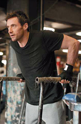 Hugh Jackman Workout & Diet: Supersets Wolverine Workout ...