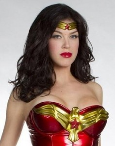 Adrianne Palicki Wonder Woman Workout