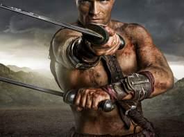 Spartacus Vengeance Workout