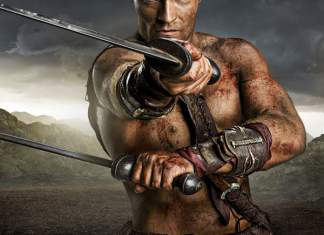 Spartacus Vengeance Workout