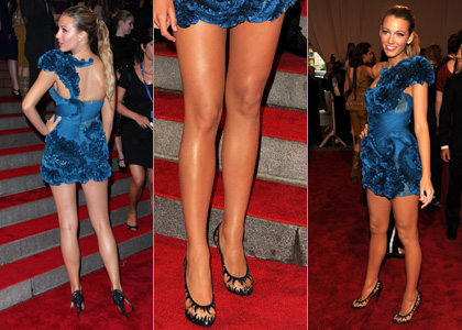 Blake Lively Workout & Diet: Get Her Long And Lean Legs ...