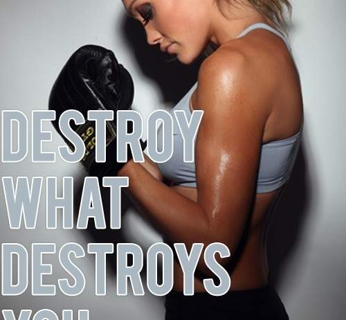kickboxing workout routine part 2