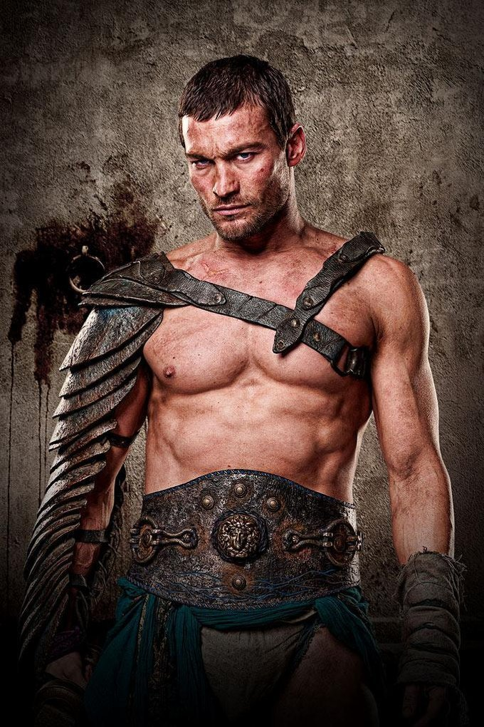 Andy Whitfield Widow of Spartacus star actor reveals the