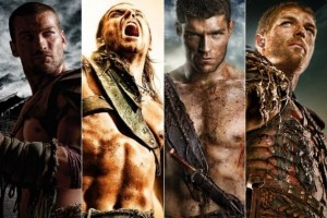 spartacus and his crew workout plan
