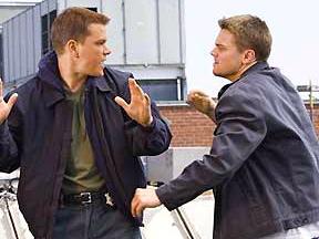 Leonardo DiCaprio Departed Matt Damon