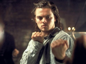 Leonardo DiCaprio Gangs of New York 300x225 Leonardo DiCaprio Workout And Diet: For Departed & Gangs Of New York