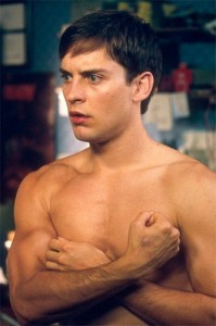 Tobey-Maguire-Workout