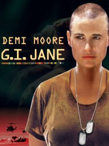 demi moore workout 225x300 Demi Moore Workout & Diet: Transforming Into G.I. Jane