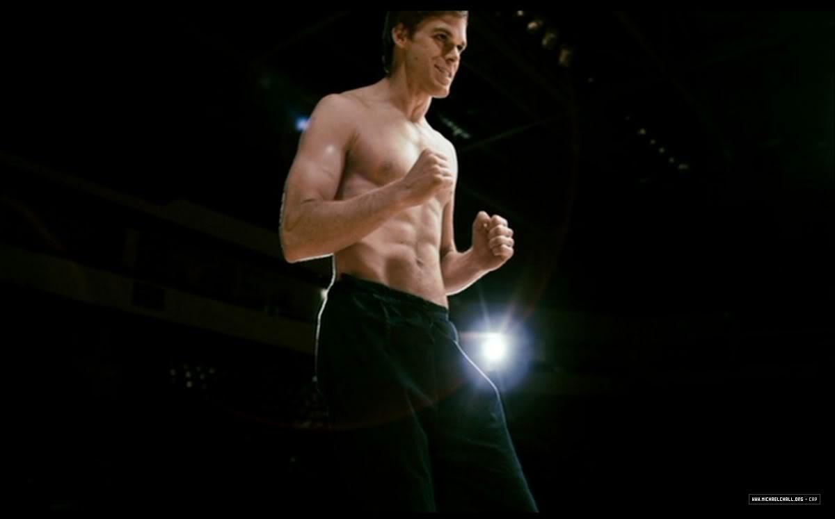 michael c hall abs dexter   Pop Workouts