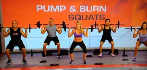 les mills pump workout in action1 300x143 Les Mills Workout: Pump Up Your At Home Routine