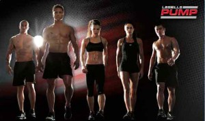 les mills workout 300x177 Les Mills Workout: Pump Up Your At Home Routine