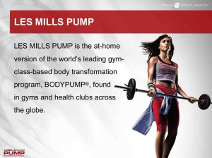 les mills workout pump bodypump 300x224 Les Mills Workout: Pump Up Your At Home Routine