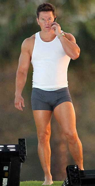 mark whalberg workout diet legs