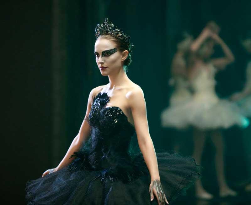 Natalie Portman Black Swan Workout T, Black Swan Gym Flooring