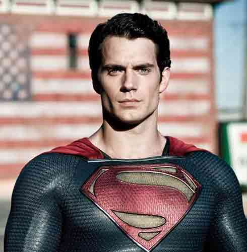Henry Cavill Workout: Transforming Superman Man of Steel ...