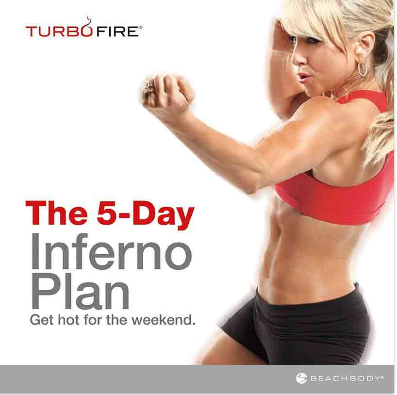 The TurboFire workout is the Most Intense Cardio Workout For Women ...
