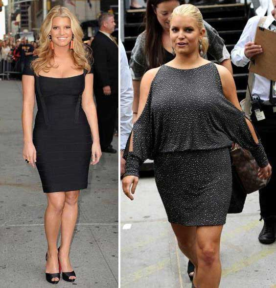 Jessica Simpson Workout And Diet: Her Weight Loss Secrets ...