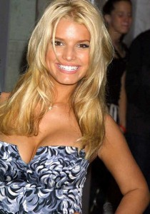 Jessica Simpson Workout Arms