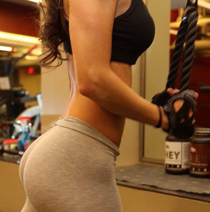 Jen Selter Workout Butt