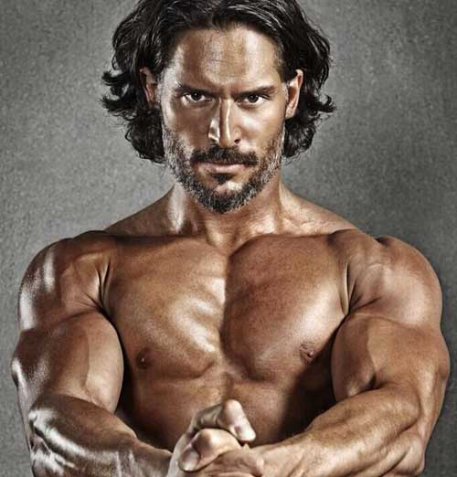 joe manganiello evolution magic mike workout