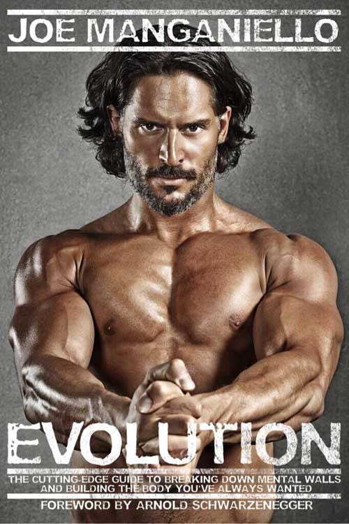 magic mike joe manganiello workout evolution
