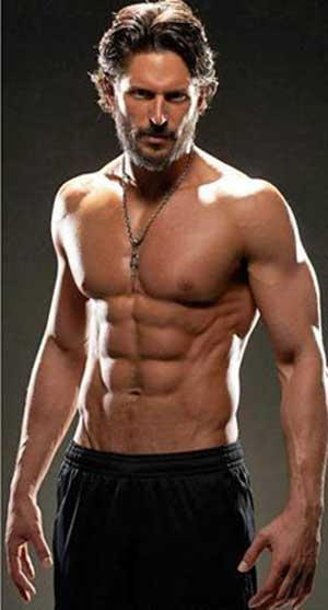 magic mike joe manganiello workout plan