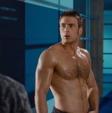 Chris-Evans-workout-arms-chest-abs
