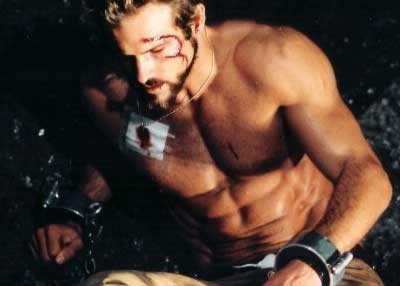 ryan reynolds blade trinity abs chest workout routine