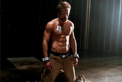 ryan reynolds workout for blade trinity