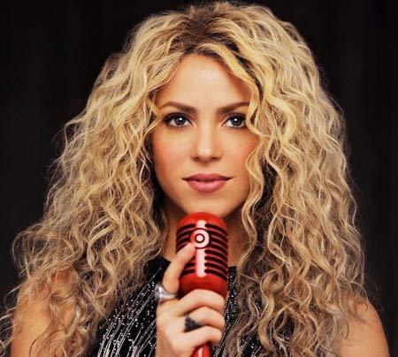 Shakira Abs 2014