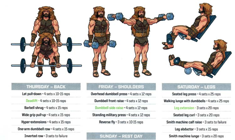 Bodybuilding-Hercules-Workout-The-Rock