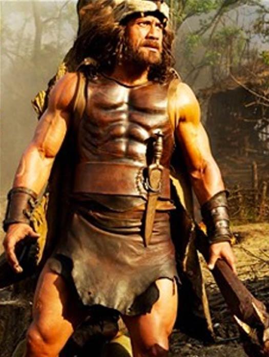 The Rock Hercules Workout: The 12 Labors Of Hercules | Pop ...