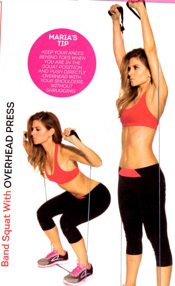 Maria Menounos Workout | Pop Workouts
