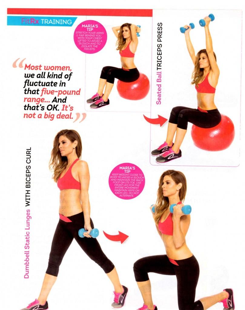 Maria-Menounos-Workout-Routine
