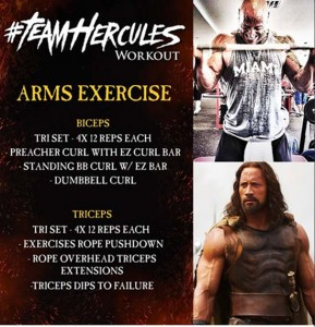 Team-Hercules-Arms-Workout-The-Rock