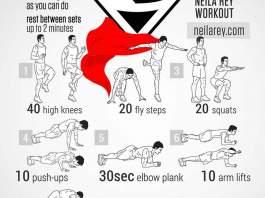 superman-bodyweight-workout