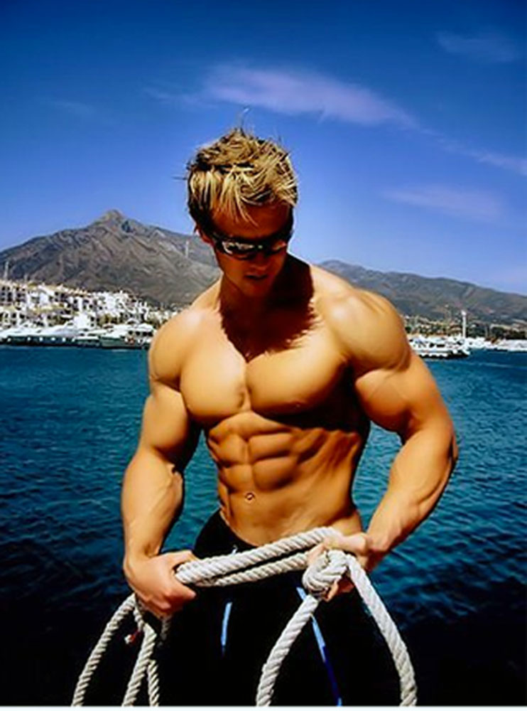 How To Get Six Pack Abs With Rob Riches