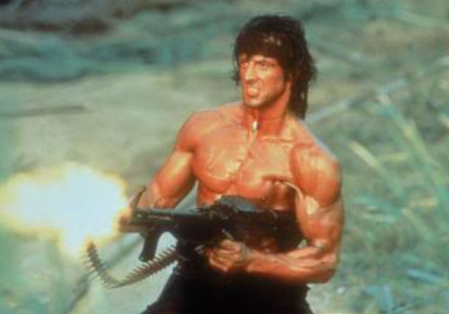 Rocky Workout